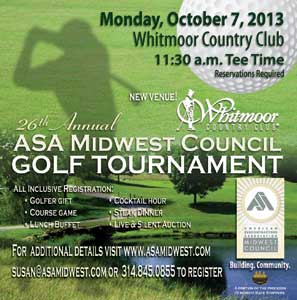 ASA Midwest Council Golf Tournament