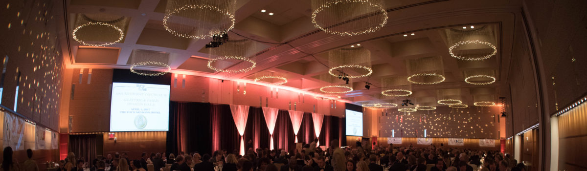 ASA Glitter & Gold Awards Gala Lights up the STL Sky!