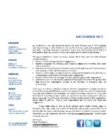 newsletter-December 2017