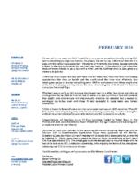 newsletter-February 2018